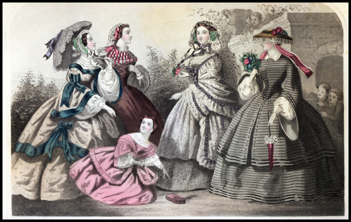Fashion Trends During The Civil War
